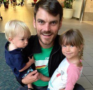 josh and kids